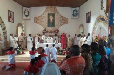 Niedziela Bożego Miłosierdzia w Kamerunie