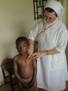 Opieka zdrowotna na misjach