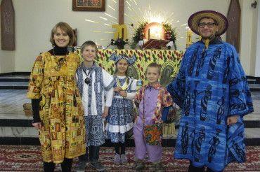 Misyjna Niedziela w Gołąbkach