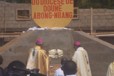 Wieści z Kamerunu: 60 lat diecezji Doume