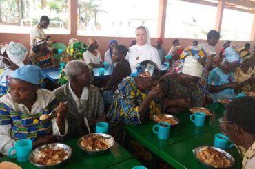 Dzień Chorych na  misji w Kamerunie