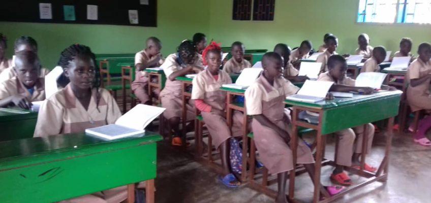 Nowy rok szkolny na misji w Kamerunie