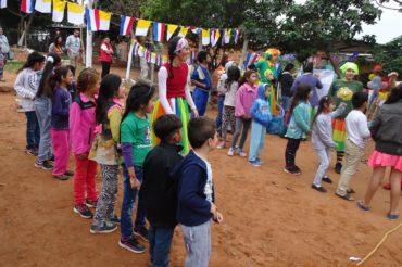Dzień dziecka w Paragwaju