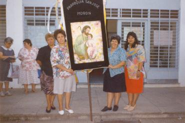 Ślady pod Krzyżem Południa – Misjonarki osiedlowe