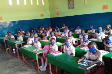 Nowy rok szkolny na misji Nguelemendouka