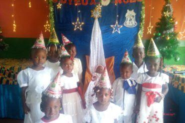 Boże Narodzenie na misji Nguelemendouka w Kamerunie