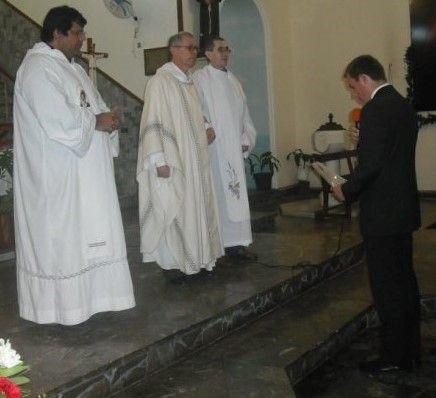 Ślady pod Krzyżem Południa. Śluby zakonne w Buenos Aires.