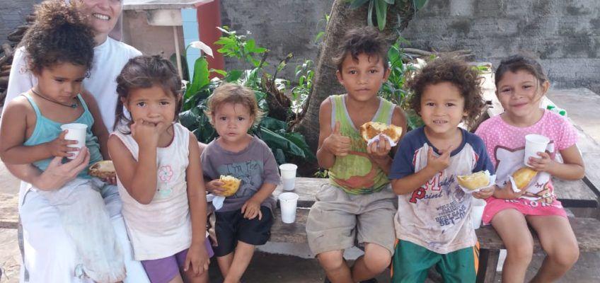 Z misji w Paragwaju: Dziękujemy za słodycz dobroci….