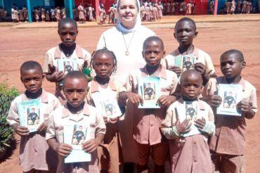 Zakończenie roku szkolnego na misjach w Kamerunie