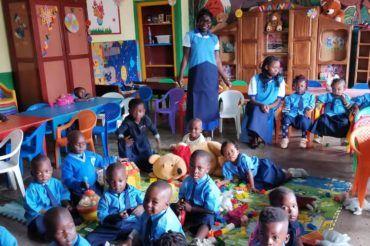 Nowy rok szkolny 2021/22 w Betaré – Oya