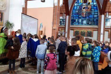 Niedziela Misyjna w Radomiu na Ustroniu