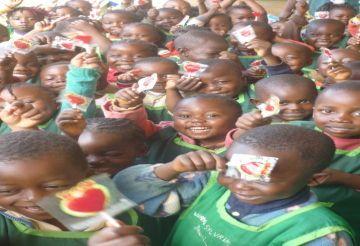 List s. Goretti na nowy rok szkolny w Nguelemendouka
