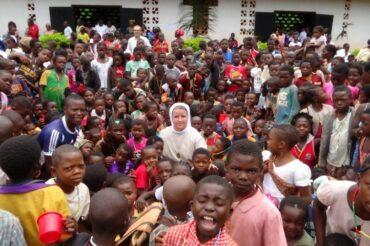 Kolonie wakacyjne na misji Nguelemendouka – Kamerun