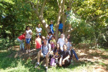 Wspomnienia z wakacji w Paragwaju