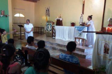 ARMADA BLANCA na misji Ňemby w Paragwaju