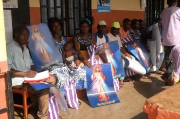 Rok Miłosierdzia na misji Nguelemendouka