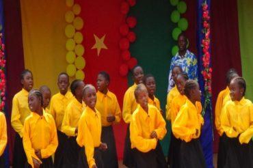 Święto Młodości w Kamerunie