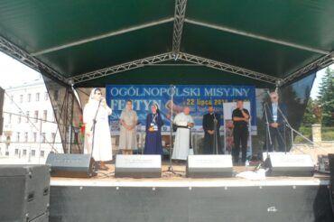 Misyjny Festyn w Kielcach