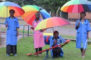 Nowy rok szkolny w przedszkolu na misji Betaré-Oya